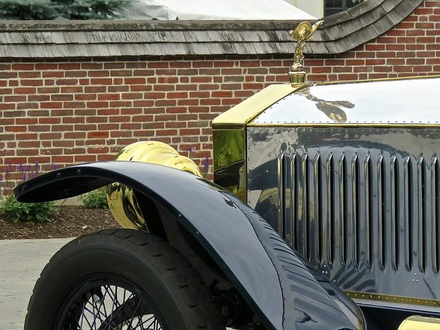 1914 Rolls Royce Silver Ghost Misselwood 30