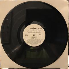 THE JIVE ALL STARS:NO STOPPIN'(RECORD SIDE-B)