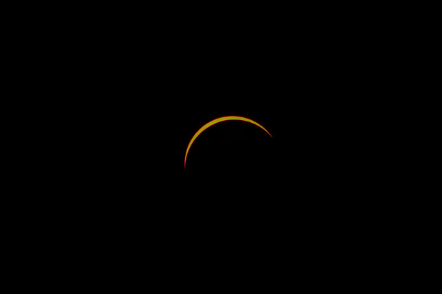 (Almost) Total Eclipse