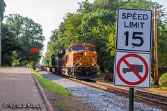 BNSF 8335 | GE ES44C4 | NS Memphis District