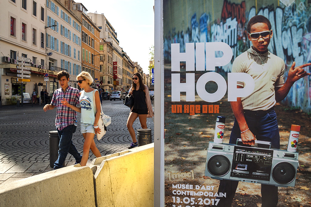 HIP HOP--Marseille