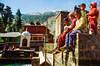 Mcleod Ganj, Himachal Pradesh, India, 1991 by Ben Howe NZ