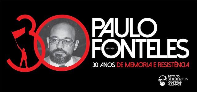 Paulo Fonteles - 30 anos