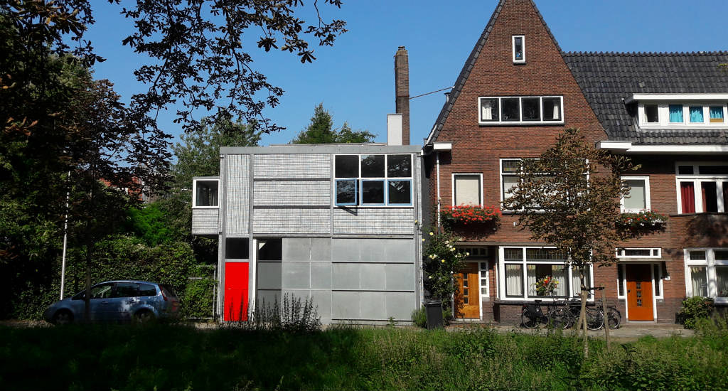 Rietveld in Utrecht, The Netherlands: Rembrandtkade | Your Dutch Guide