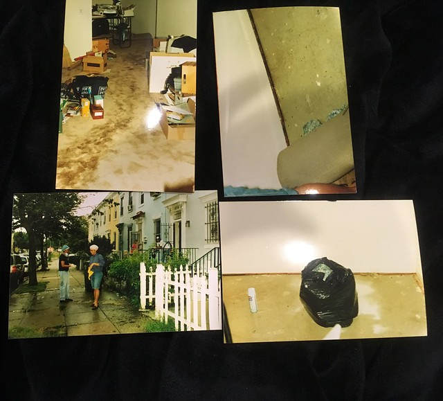 Pics of flooding from 2001