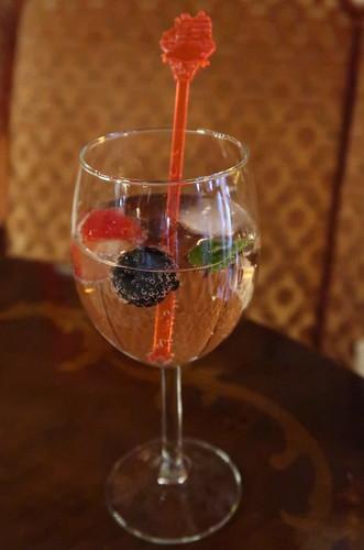 Lillet Berry (zur Begrüßung im Café Engelsdür in Röcke)