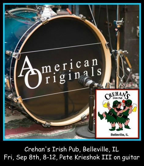 American Originals 9-8-17