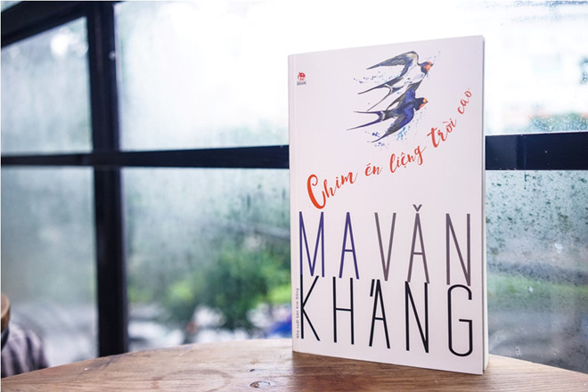 Nha van Ma Van Khang ra tieu thuyet o tuoi 81 hinh anh 1