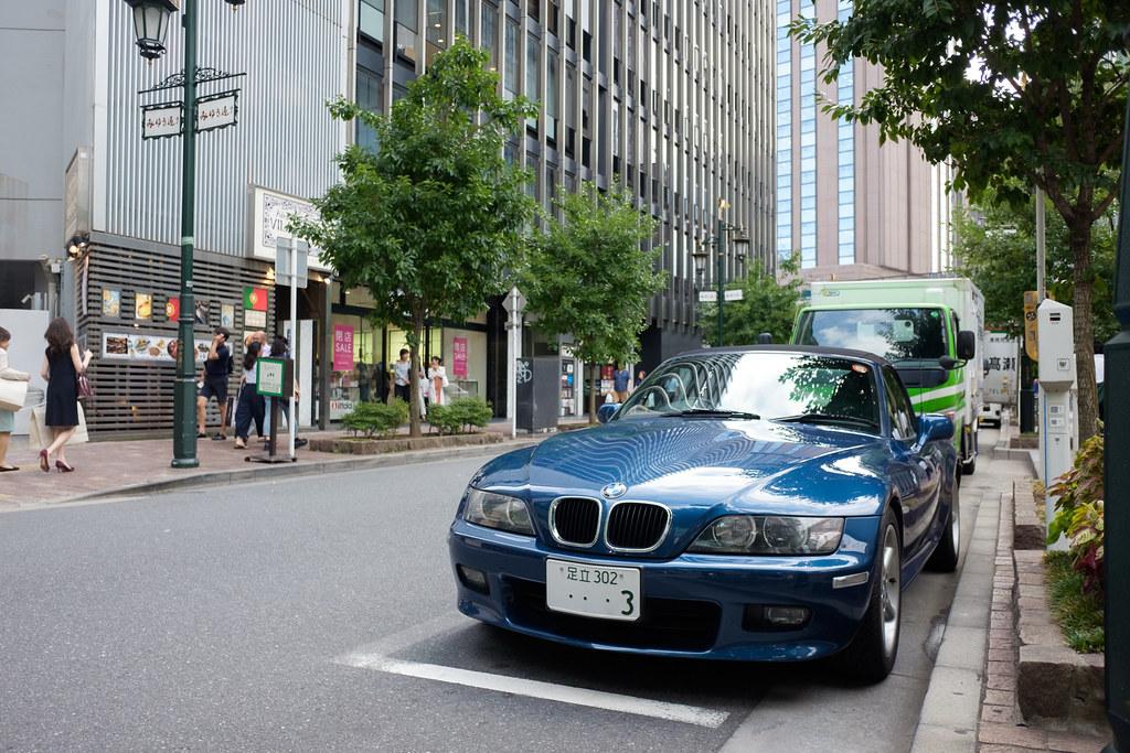 BMW Z3 2017/07/28 X7008797