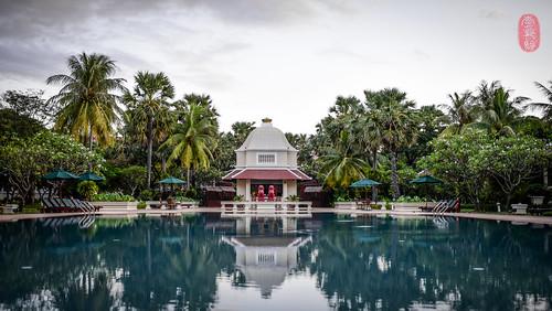 Raffles Hotel Grand d'Angkor