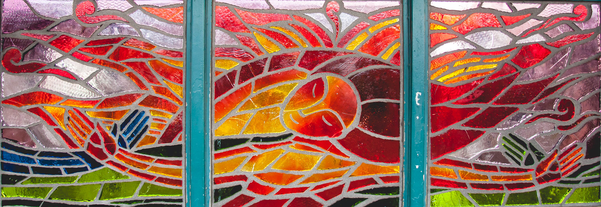Stained Glass (2 of 4)