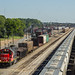 CN L586 at Mill St Yard Jackson MS