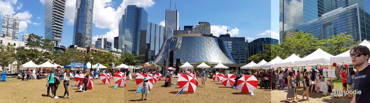 Sweetery Toronto panorama