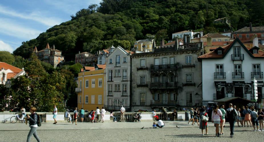 Ontdek de paleizen van Sintra, tips over Sintra Portgal | Mooistestedentrips.nl