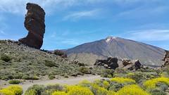 Teide National Park - Roque Cinchado and Teide