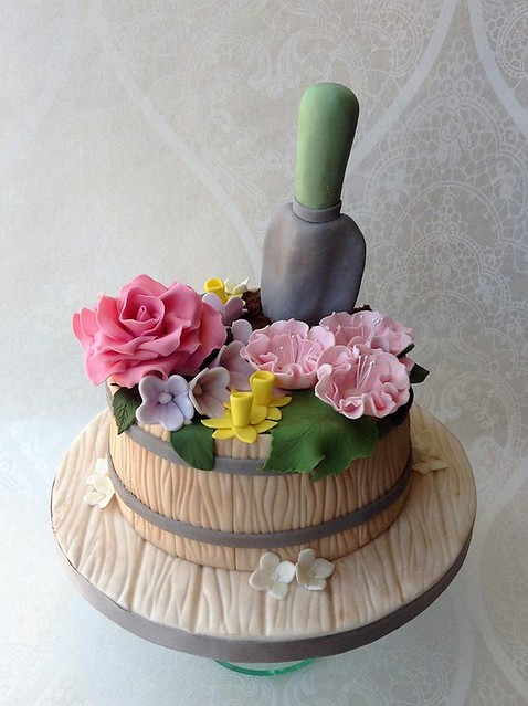 Cake by Lemon Tree Cakery