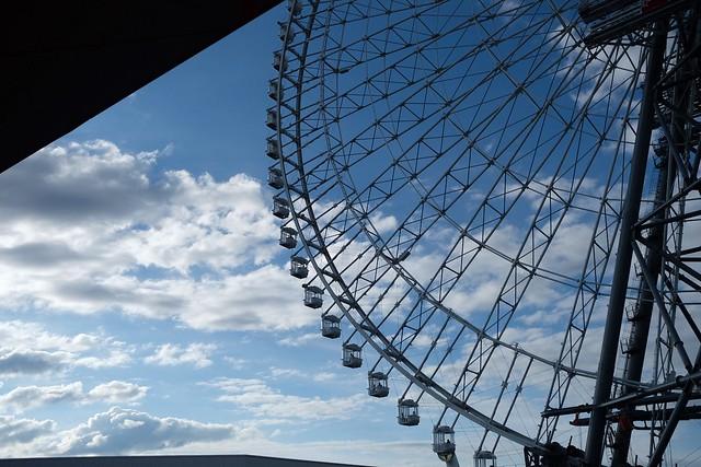 Osaka wheel (X-Pro2 + XF23mm F2 R WR)