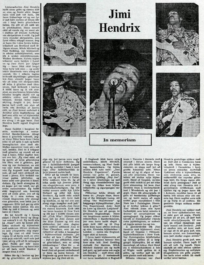 Morgunblaðið (ICELAND) SEPTEMBER 30, 1970