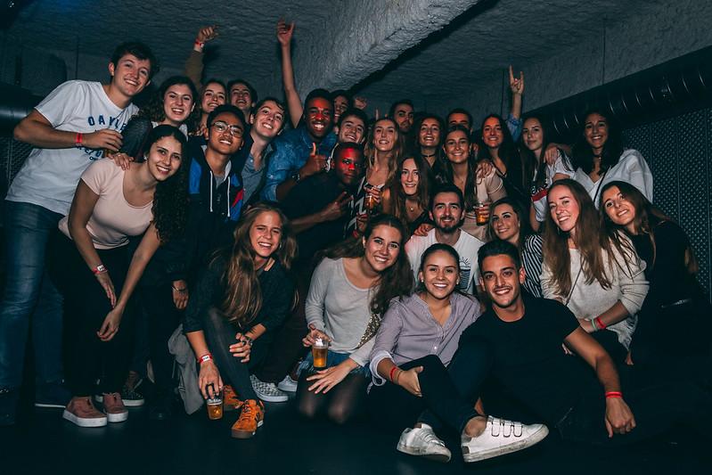 AEU : soirée inter-résidence 2017-2018