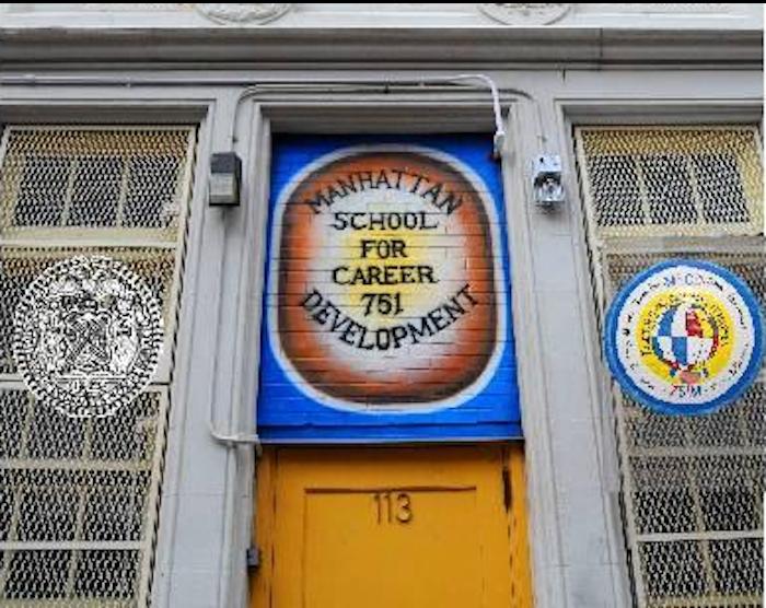 Manhattan School for Career Development - District 1