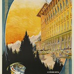 Wed, 2017-08-16 16:21 - Chemins De Fer Du Midi  Font-Romeu 'Le Grand Hotel' Pyrenees