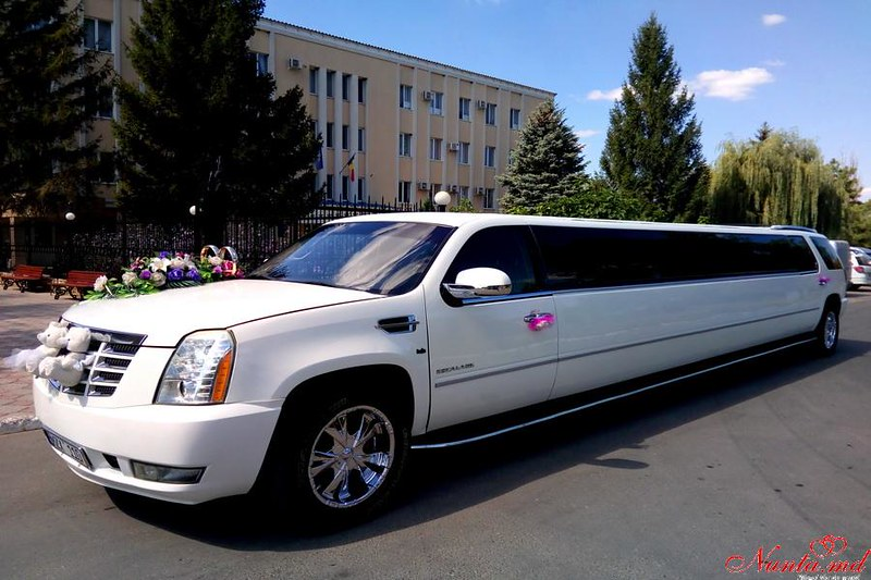 Limos.md Limuzine in Moldova > Foto din galeria `Cadillac Escalade`