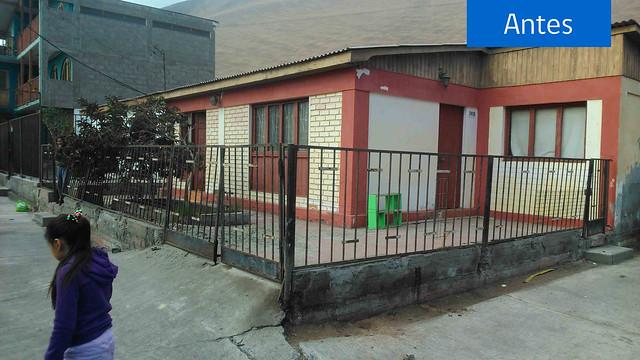 Mejoramiento Habitacional – Región de Tarapacá