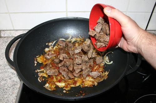 31 - Rindfleisch wieder hinzufügen / Add beef