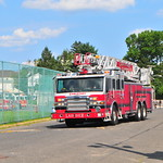 Carlstadt Fire Department Friendship Hook & Ladder Company No. 1 Ladder 1