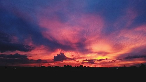 dramaticsky sunset landscape cloudsky nature outdoors beautyinnature