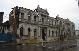 Club de Leones, demolición