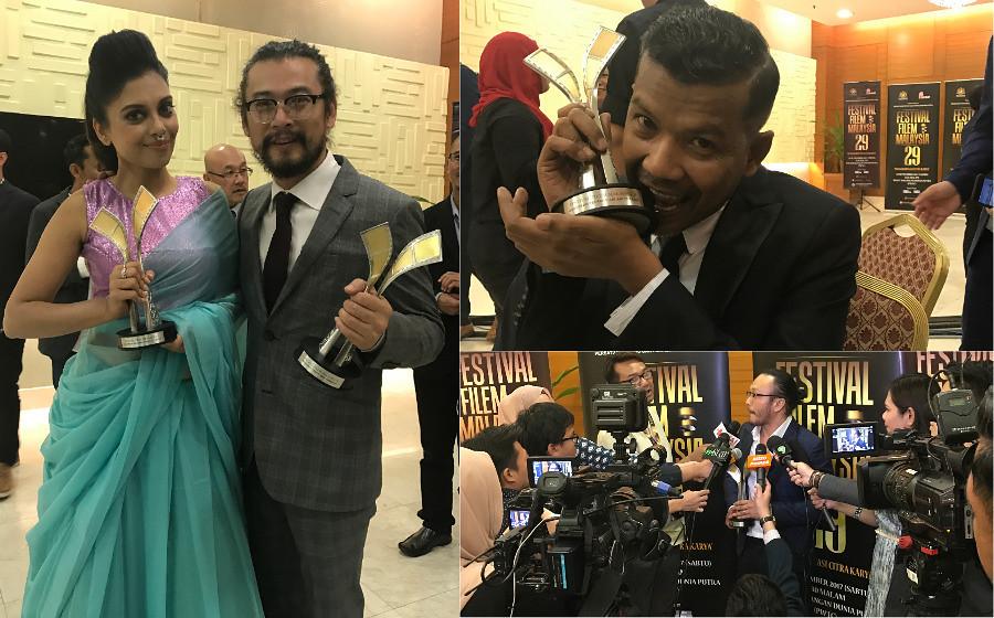 Anugerah Festival Filem Malaysia ke-29 FFM29
