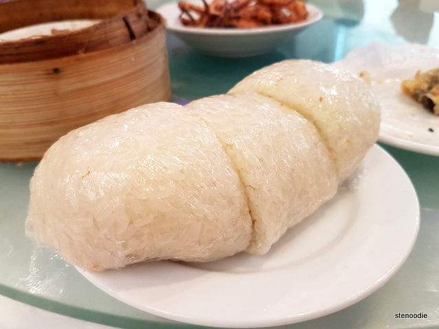 Salted Sticky Rice Bun