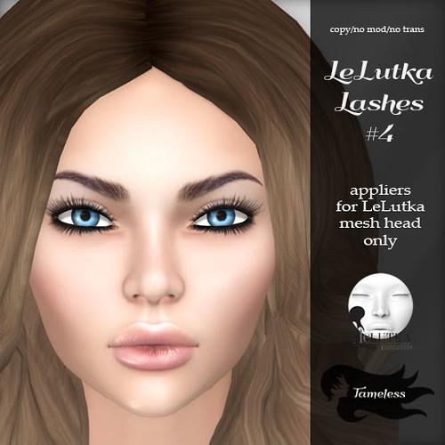 Tameless LeLutka Lashes #4