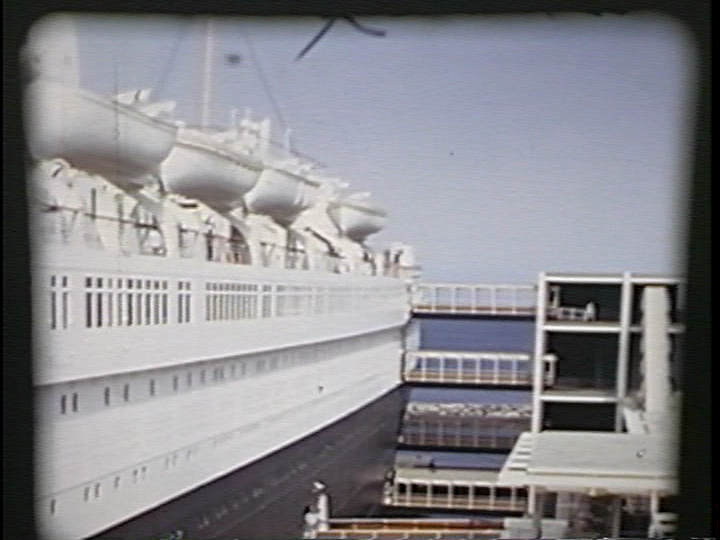 Jochim family home movie, early 1973