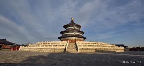 beijing peking pekin 北京 china chine 中華人民共和國 himmelstempel temple heaven 天壇 天坛 sunset