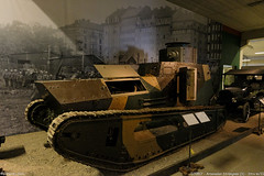 Stridsvagn m/21 at Arsenalen Strängnäs (S)