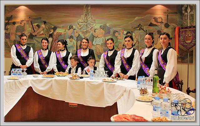 #BriviescaFiestas17 Recepción en el Ayuntamiento y canto popular del Himno a Briviesca (1)