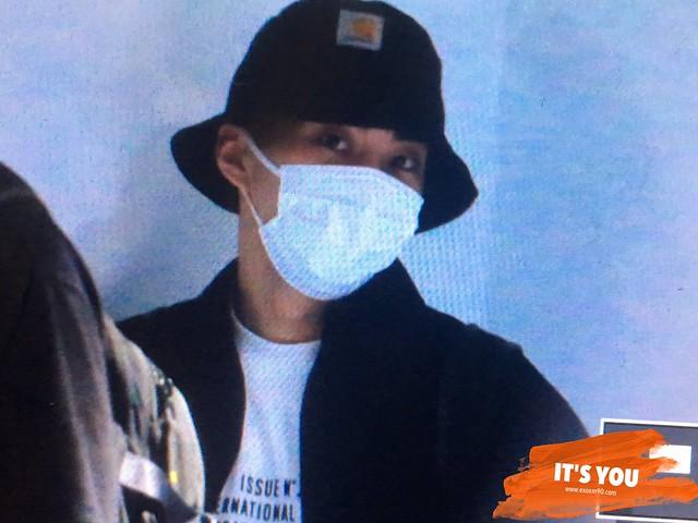 170901 EXO at Cengkareng International Airport