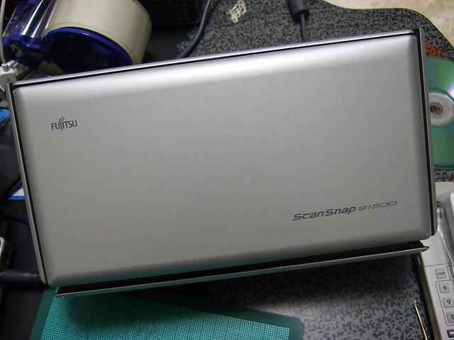 FUJITSU ScanSnap S1500