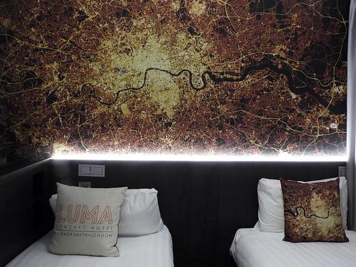 Londra - Luma Concept Hotel (Hammersmith)
