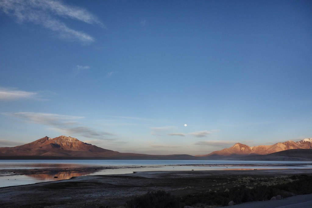 Lac Chungara