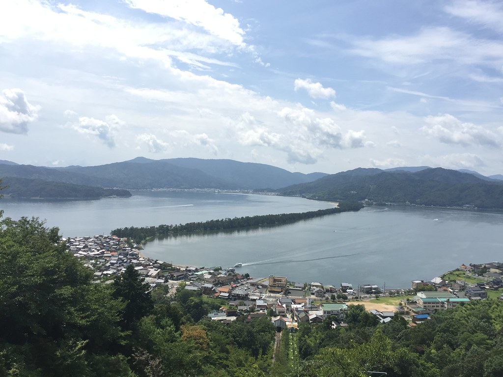 From around  Maizuru, Miyazu and Fukuchiyama