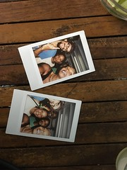 Real polaroïds for a cool birthday :tada: