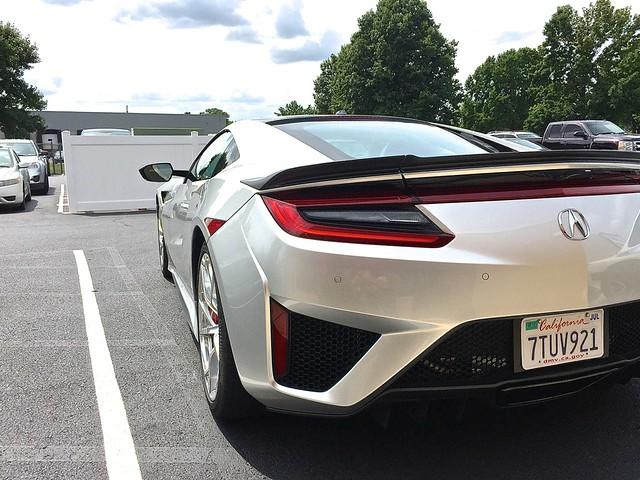 Acura NSX Hybrid 12