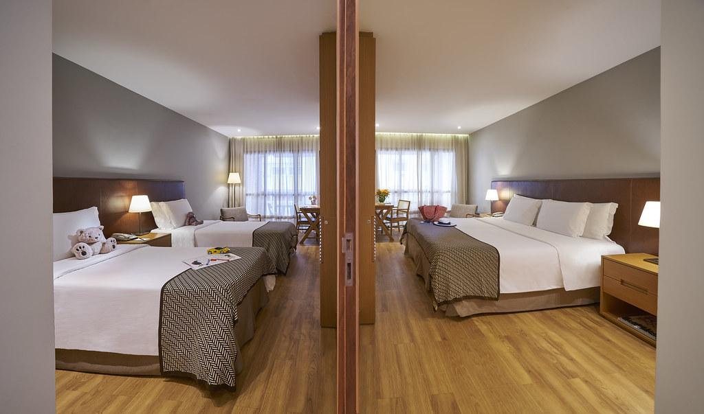 أنواع الغرف في الفنادق والفرق بينها