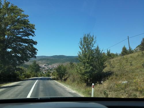 Útban a hegyek között