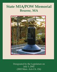 State MIA/POW Memorial, Bourne, MA