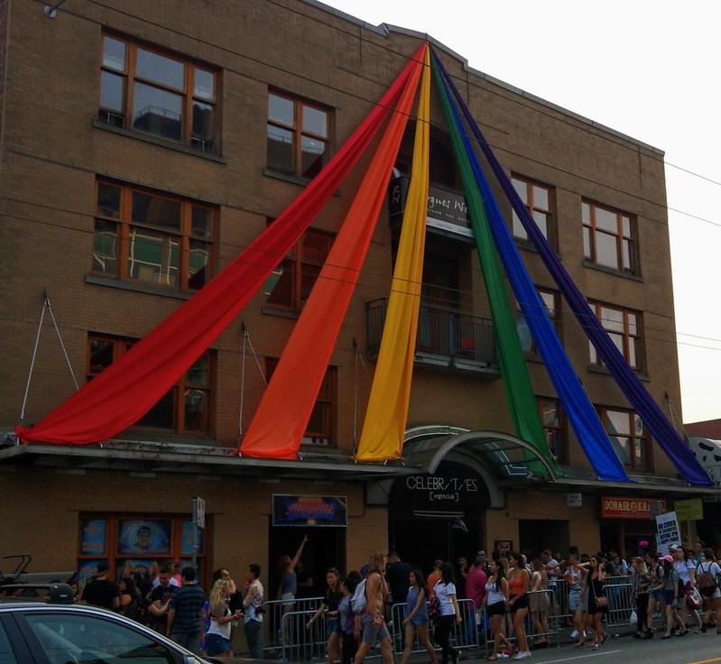 Pride Vancouver 2017 - Ad Example