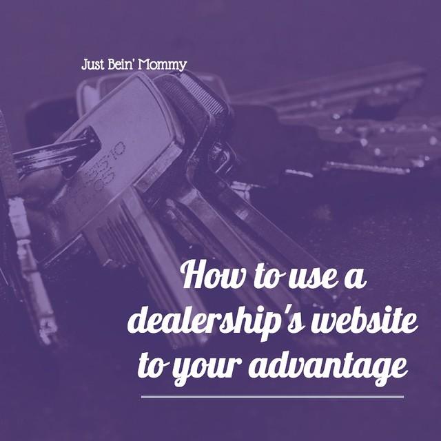 dealership website